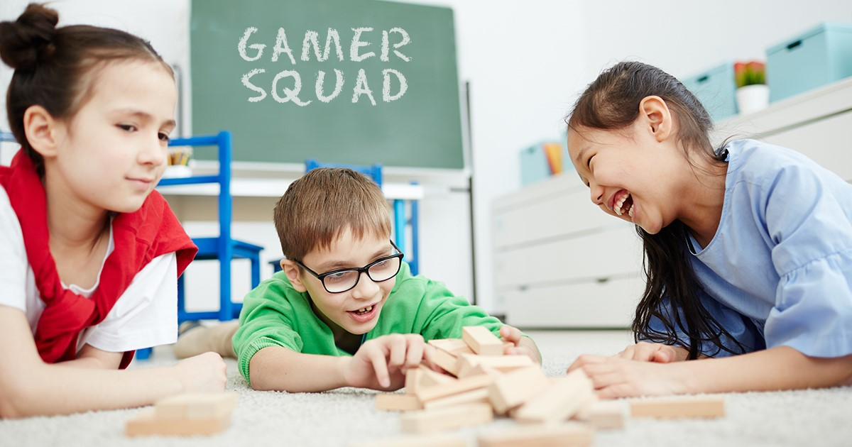 Summer Day Camp - Gamers & Actors Unite! -  Agassiz (Group 1)