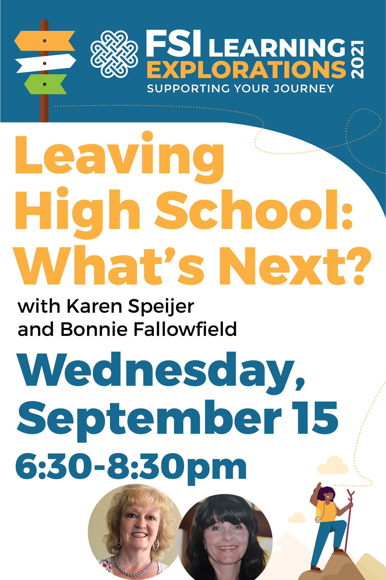 FSI Learning Explorations - Leaving High School: What's Next?