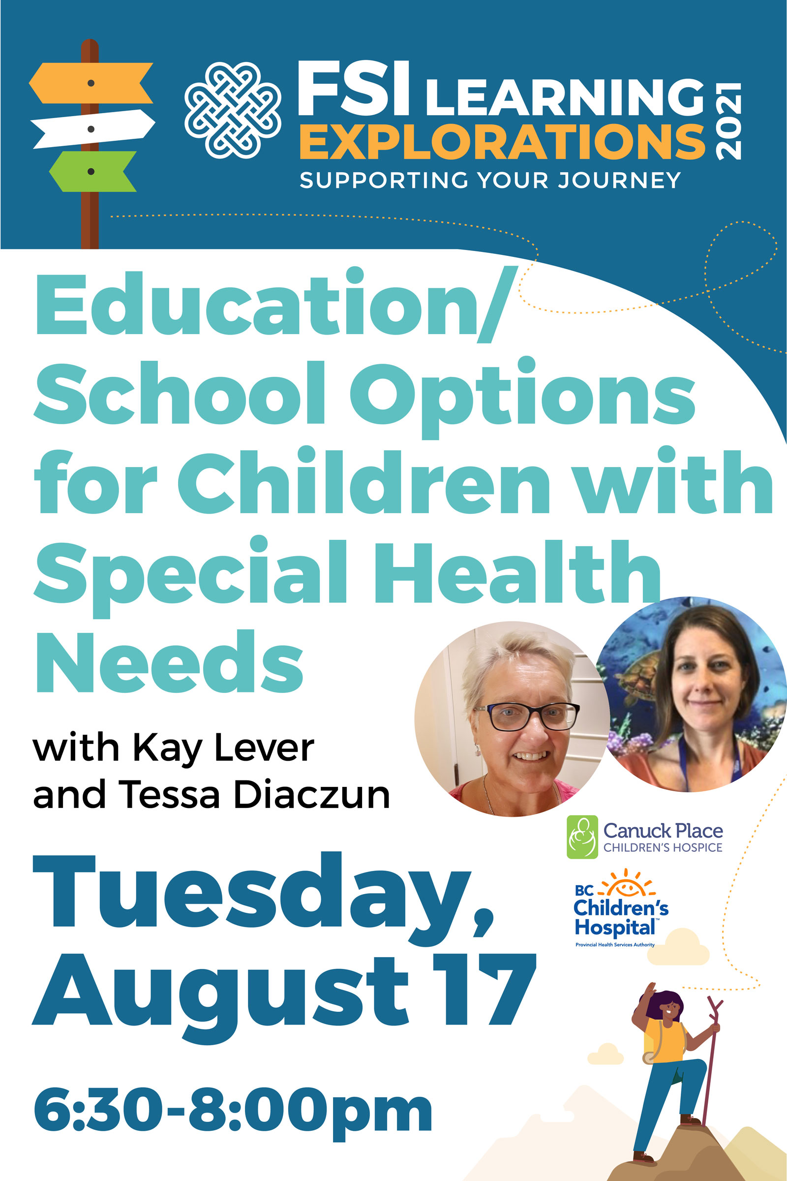 FSI Learning Explorations - Education/School Options for Children with Special Health Needs