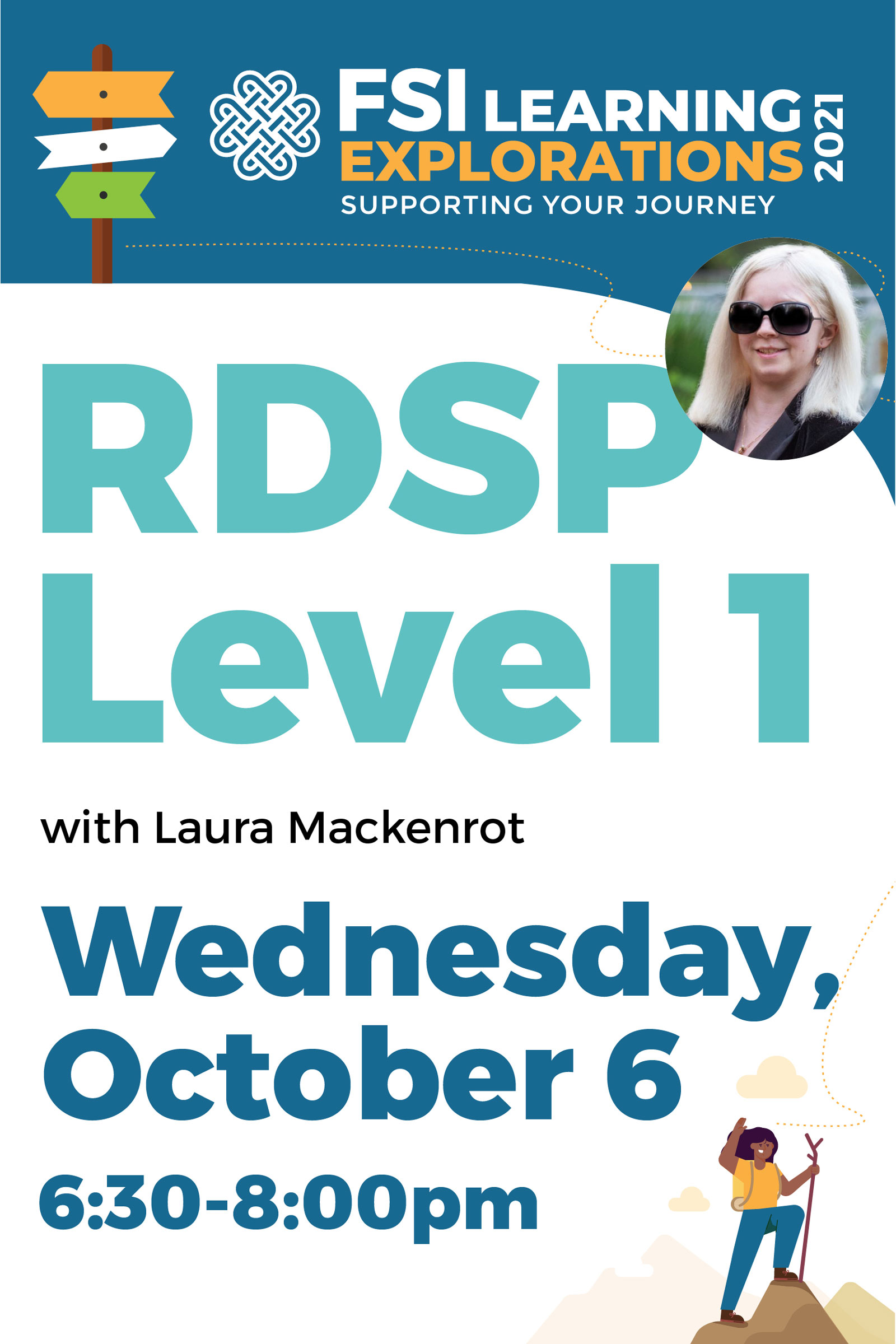 FSI Learning Explorations ~ RDSP Level 1