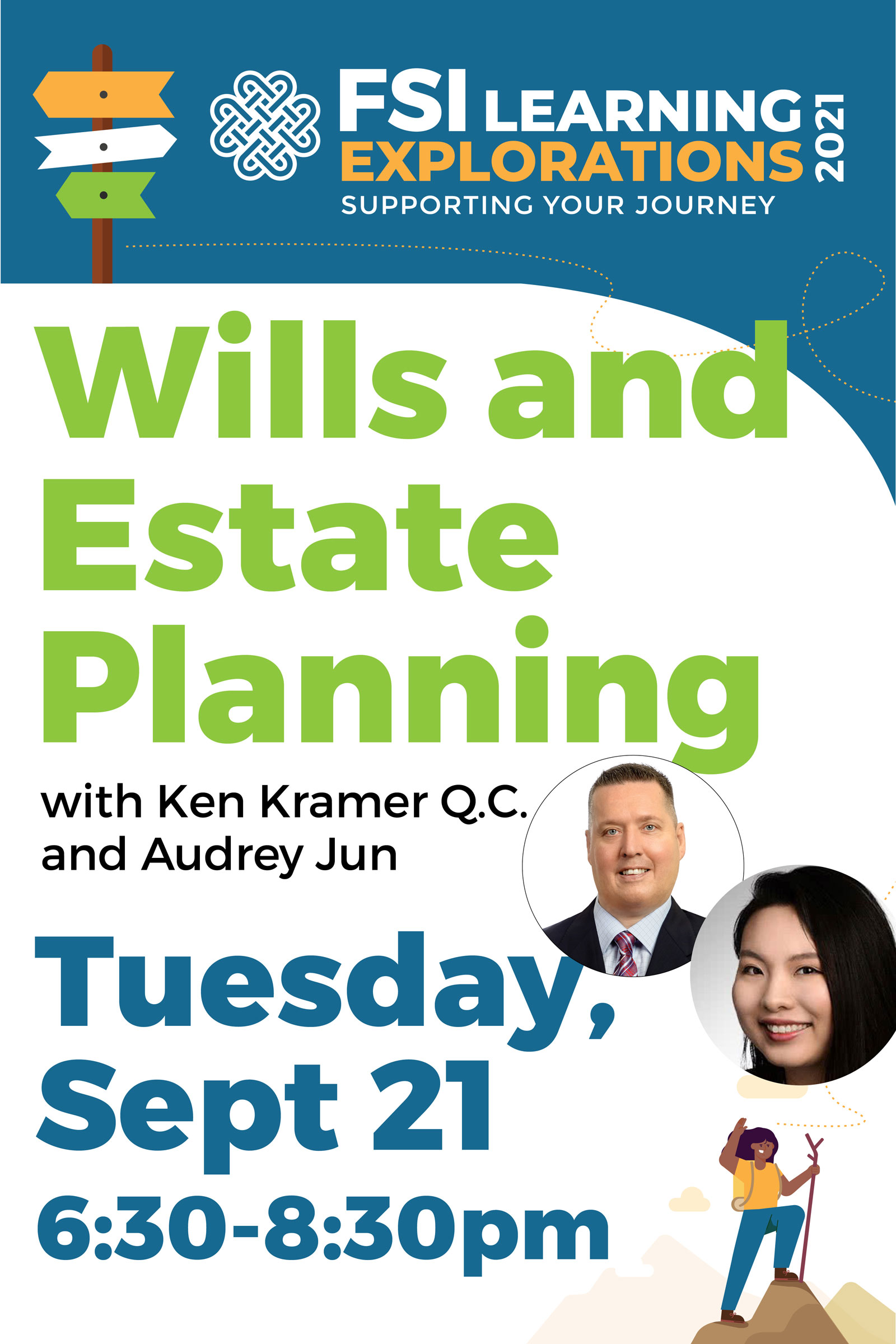 FSI Learning Explorations ~ Wills and Estate Planning