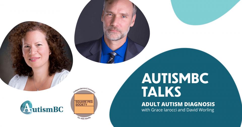 AutismBC Talks: Adult Diagnosis
